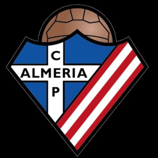 Escudo Club Polideportivo Almería a color