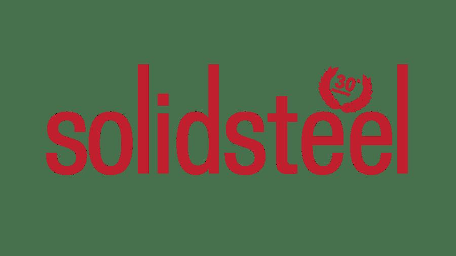 Solid logo Rojo