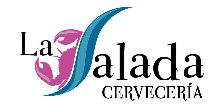 La Salada. Logo