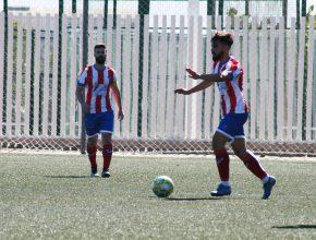 Foto de Alonso jugando