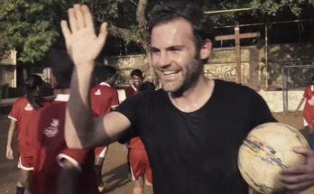 Juan Mata. Common goal