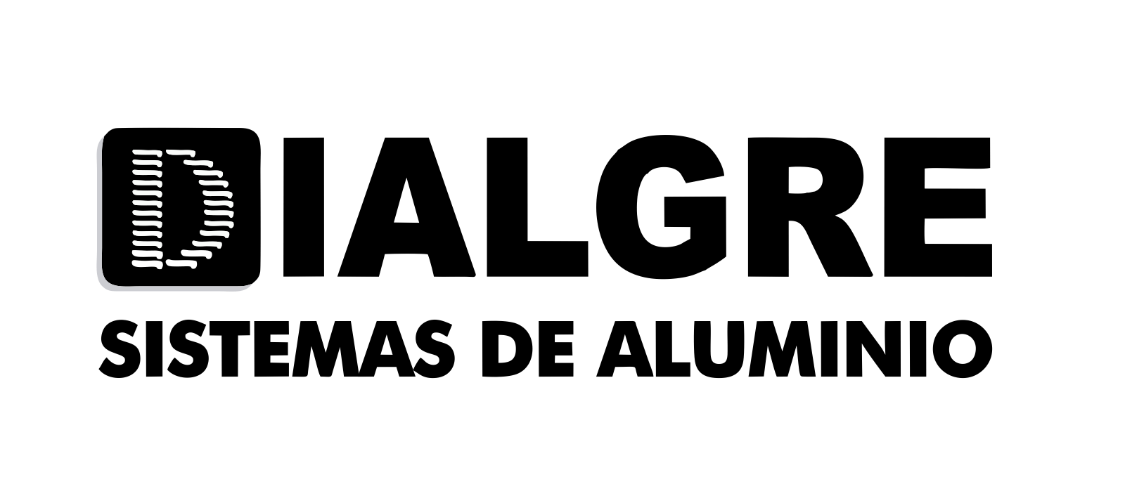 Logo Dialgre Negro