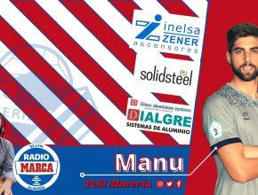 Entrevista Manu Radio MArca