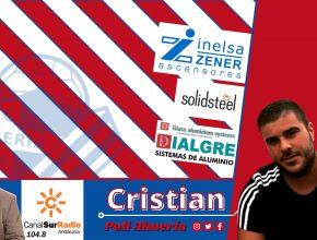 Cristian Canal sur entrevista