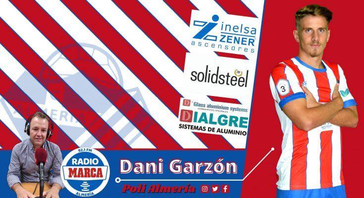 Dani Garzon en Radio Marca Almeria