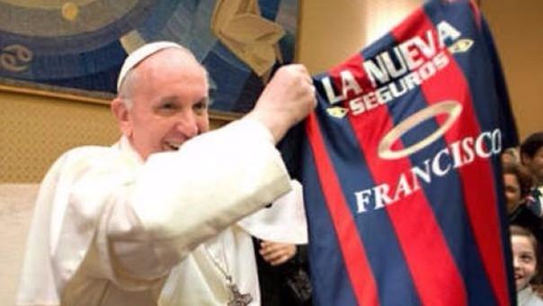 San Lorenzo Papa frnaciso