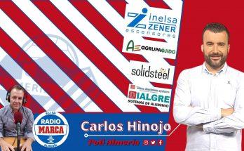 Entrevista radio marca. Carlos Hiinojo