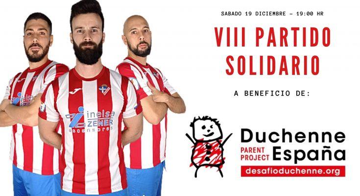 Cartel VIII Partido solidario.