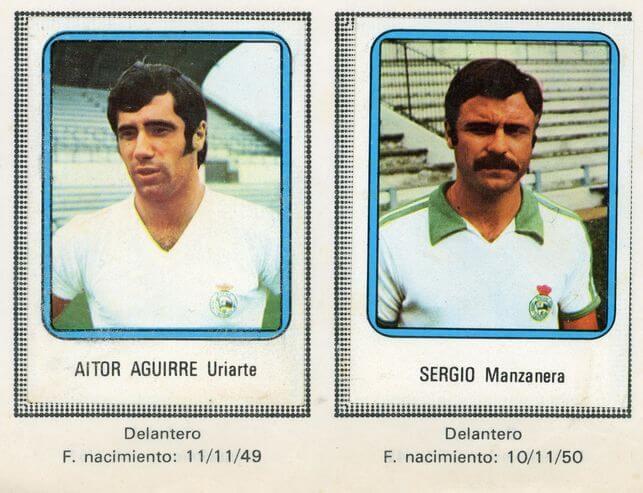 Aitor Aguirre y Sergio Manzanera