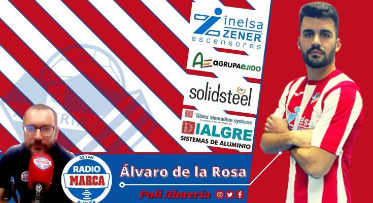 Entrevista Alvaro de la Rosa