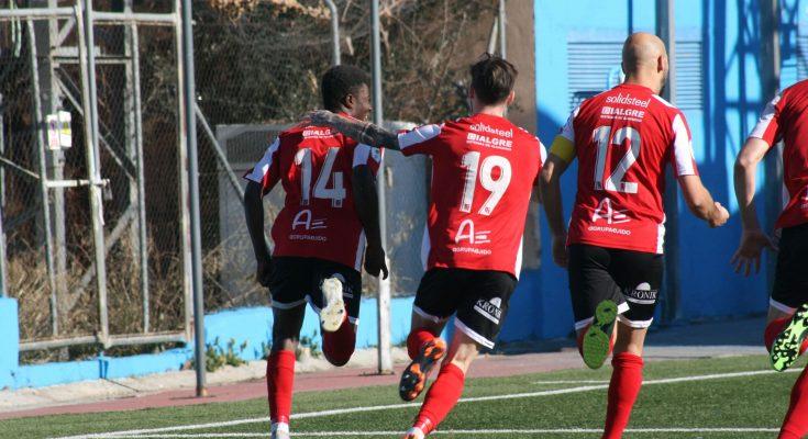 Gol Moussa Maracena