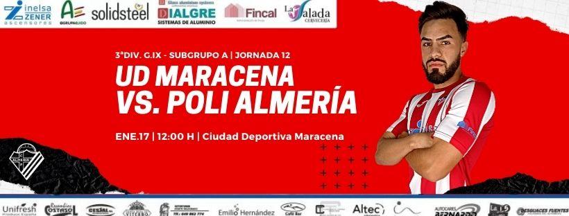 Match Day jornada 12 maracena