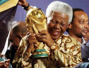 Mandela en el mundial