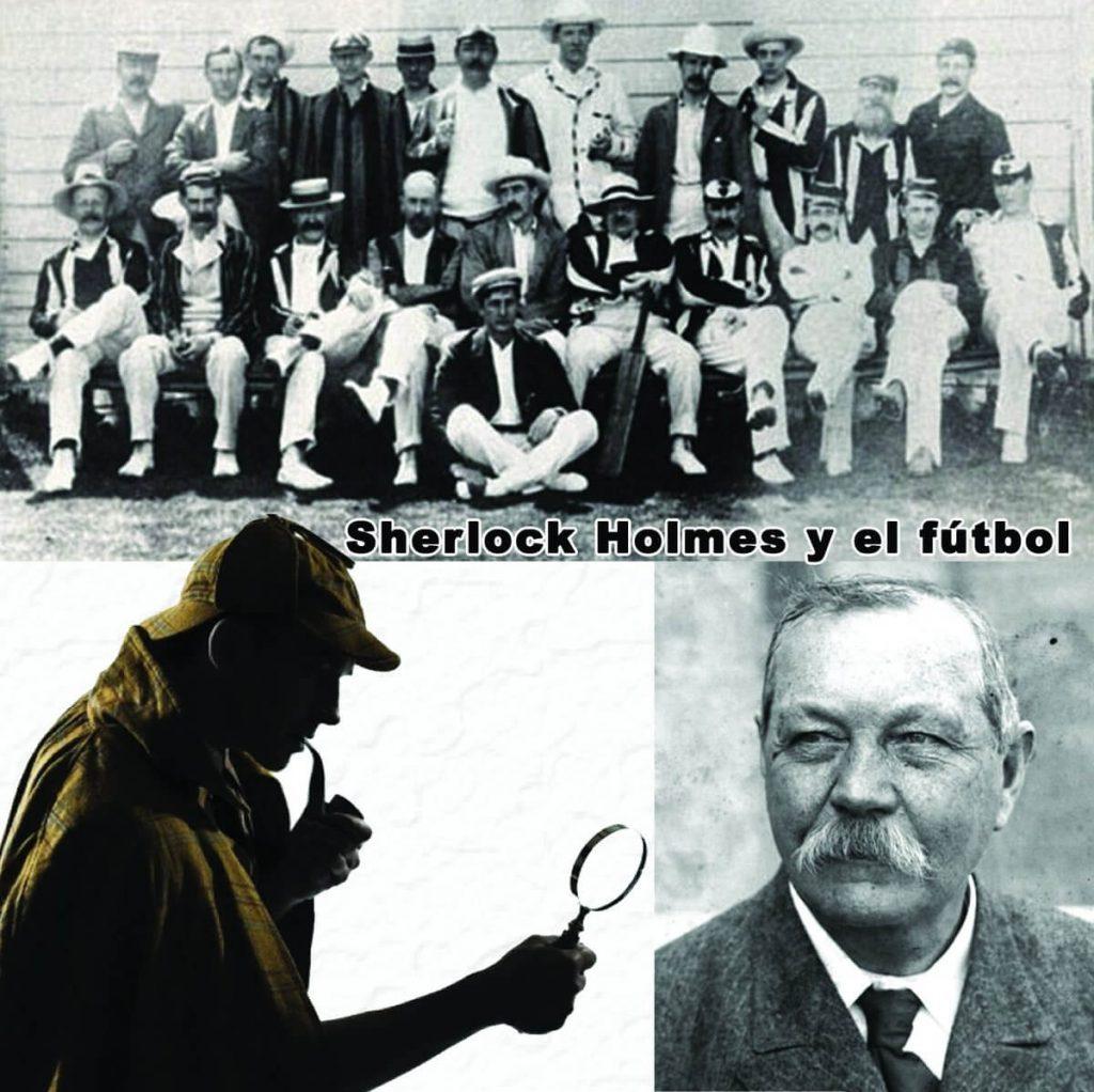 Sherlock holmes y el futbol