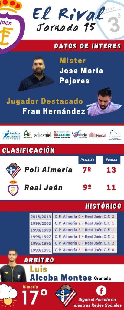 El Rival j15 real jaen