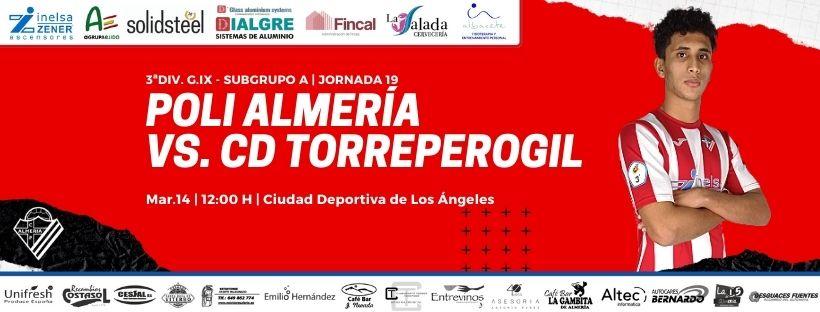 Torreperogil J19 Match Day