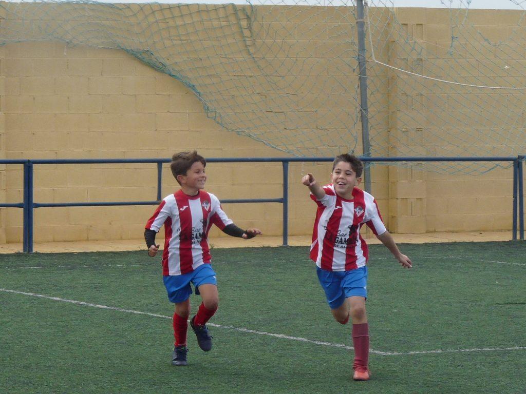 La alegría del gol