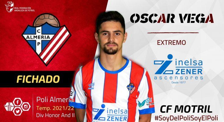 Portada Oscar Vega