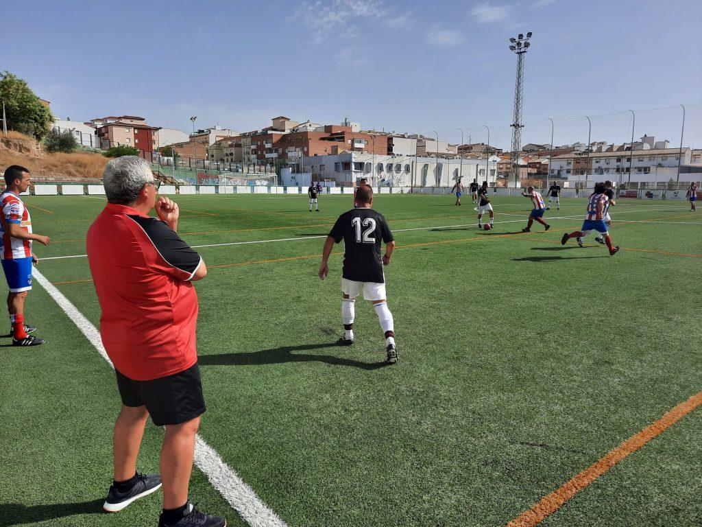 Poli ALmería Veteranos en Torneo Ciudad de Alhambra 2021/2022