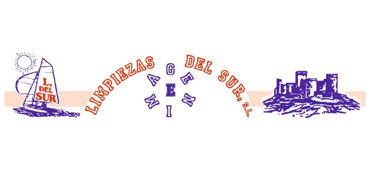 Limpiezas del sur logo